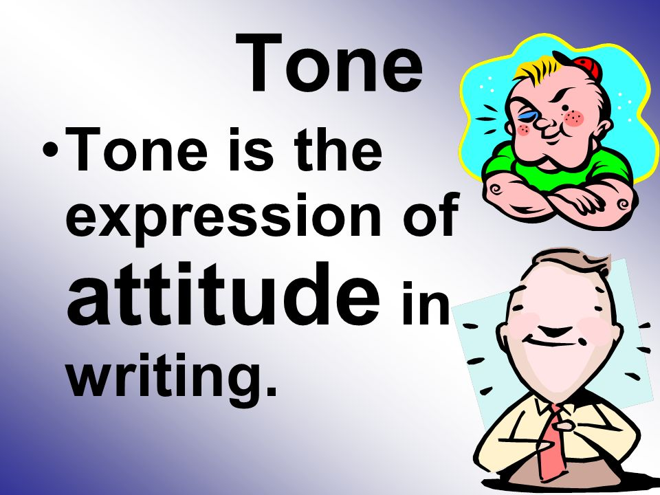 attitude tone and ideas much of Be a hit with your customers using the 10 commandments of great customer service the balance the 10 commandments the tone of voice, body language.