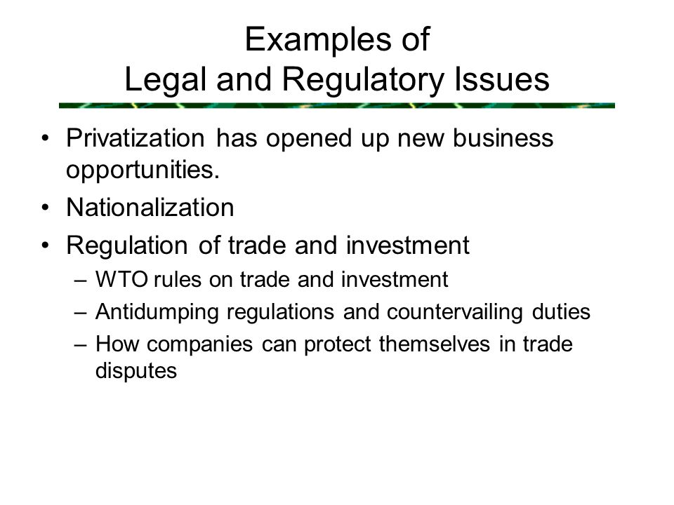 Legal and Ethical Issues in Business Communication