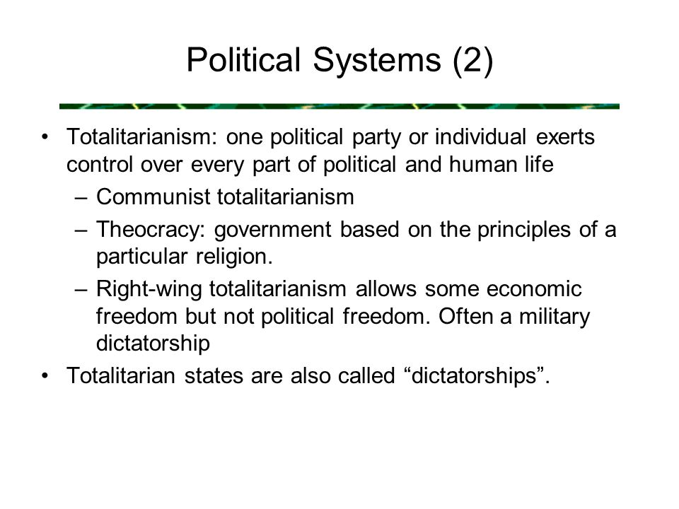 Civilian Control Over Military >> The Political, Legal, and Technological Environment of Global Business - ppt download