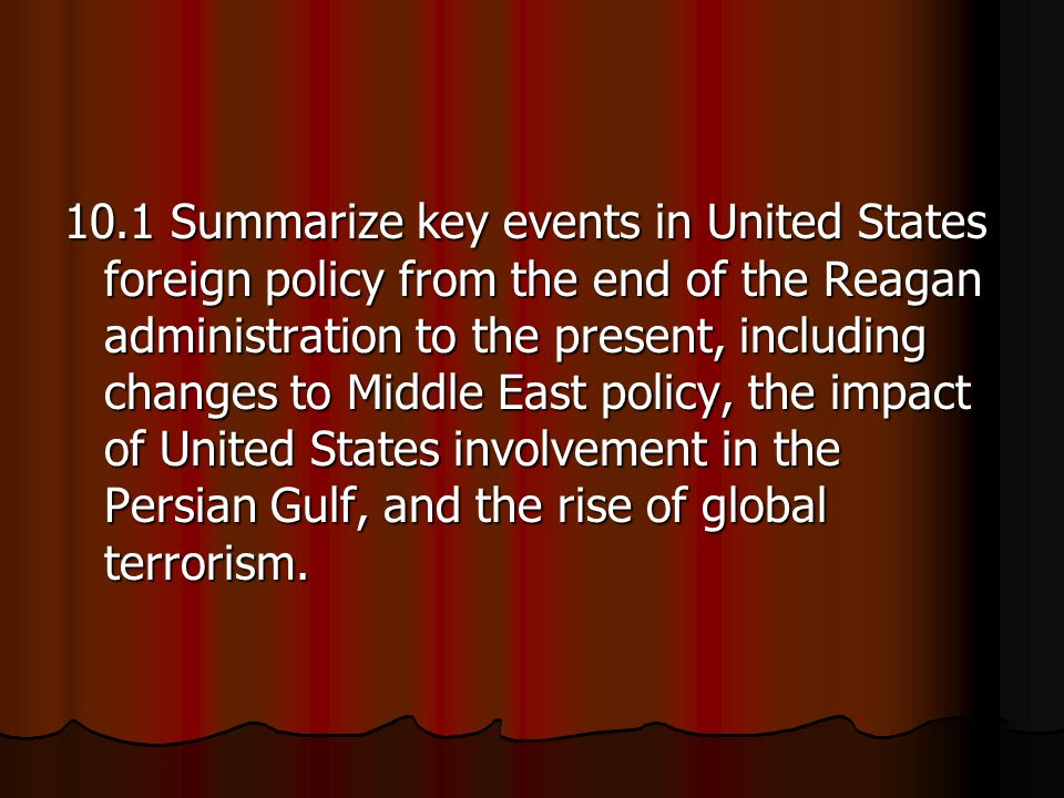 the us foreign policy and the rise of the superpower The rise and decline of the united states as a world power by donald w white the problem of the rise to world power he gathered, no less than in struggles between nations, power was a fact of life a sound and practical foreign policy, spykman stressed.