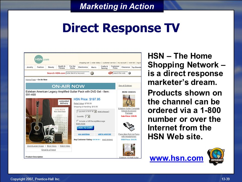 Communicating customer value personal selling and direct for Number one online shopping site