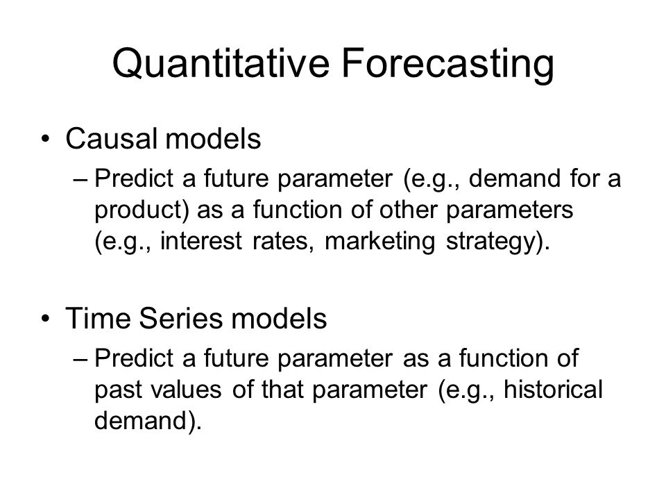 Role of Demand Forecasting to Predict Future Demand of Products