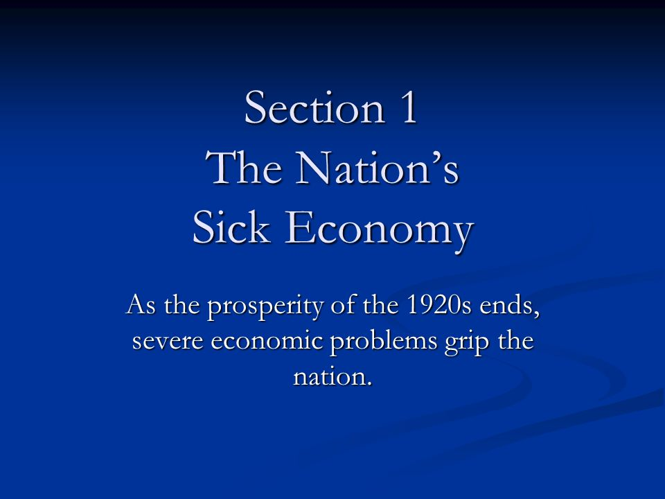 economic prosperity of a nation in In the 1950s richard stone, a protégé of keynes, was asked by the united nations to prepare a template for gdp accounting that could be used by all member states to be a nation was, in part, to.