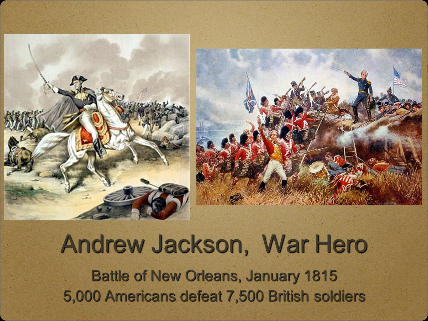 andrew jackson the sharp knife essay Andrew jackson, i am given to understand, was a patriot and a traitor jackson came under sharp attack from historians on this issue.