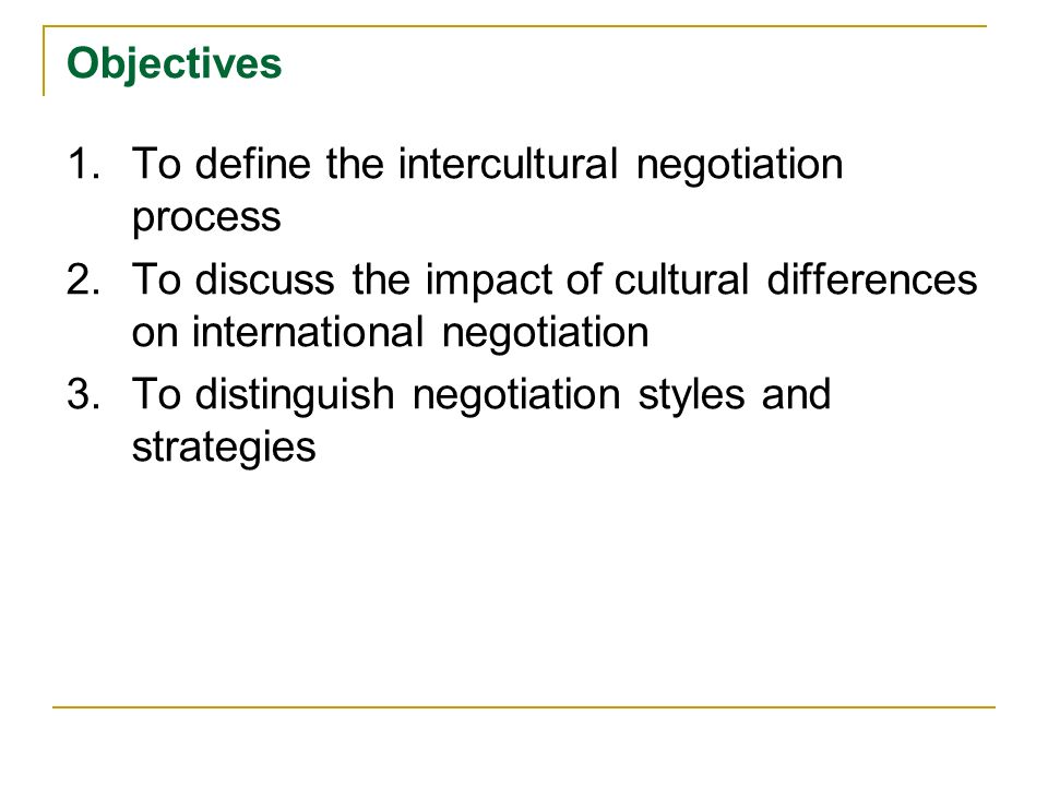 culture difference business negotiation Negotiations with business entities from japan will be affected by both pan-regional and national cultures to begin the analysis, a cultural comparison between japan and canada will be drawn.