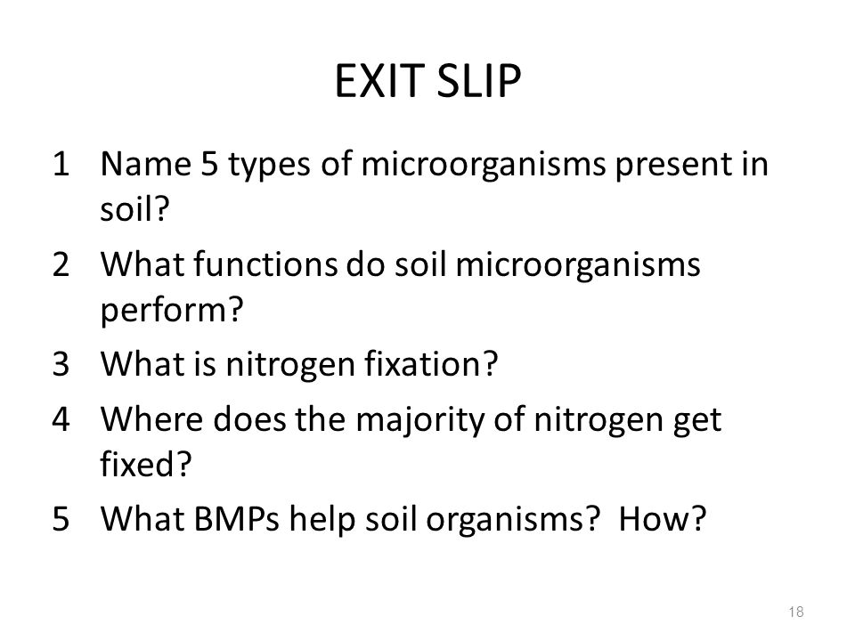 Thursday s quiz will cover ppt video online download for Minerals present in soil