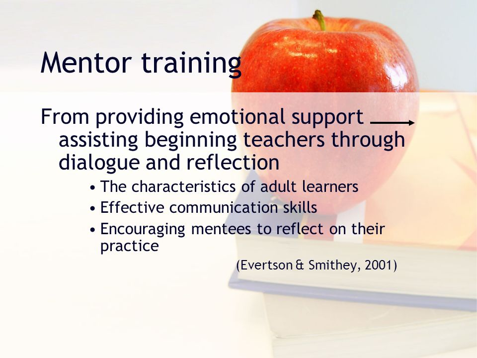 Mentoring Adult Learners 83
