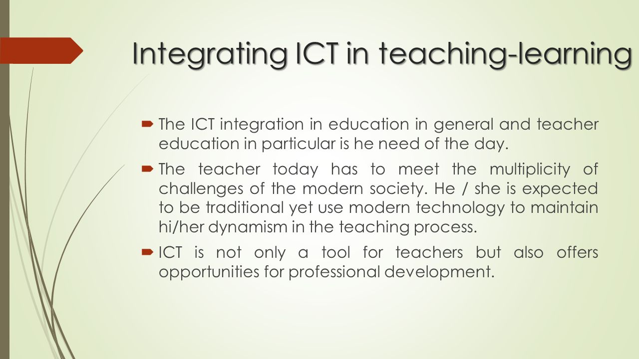 integrating ict in education This feature is not available right now please try again later.