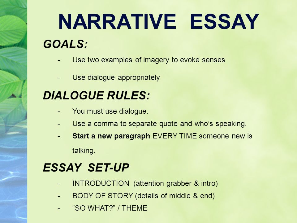 write your goals essay While writing your mba goals application essay, you need to first strategize and articulate your goals, as the essay component is one of the most critical.