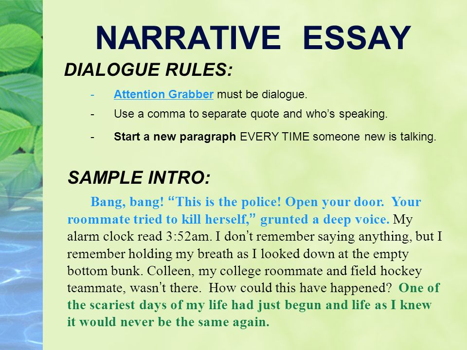Recognizing Clichés In College Essay Examples - EssayEdge