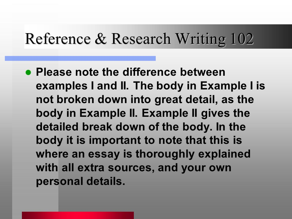 writing down the difference between paragraph and an essay The difference between thesis statements and topic sentences  only what the paragraph it is attached to is about  essay: students face many challenges in their .
