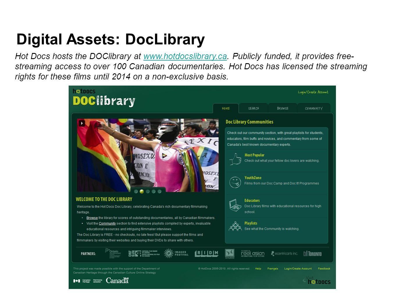 Digital Assets: DocLibrary