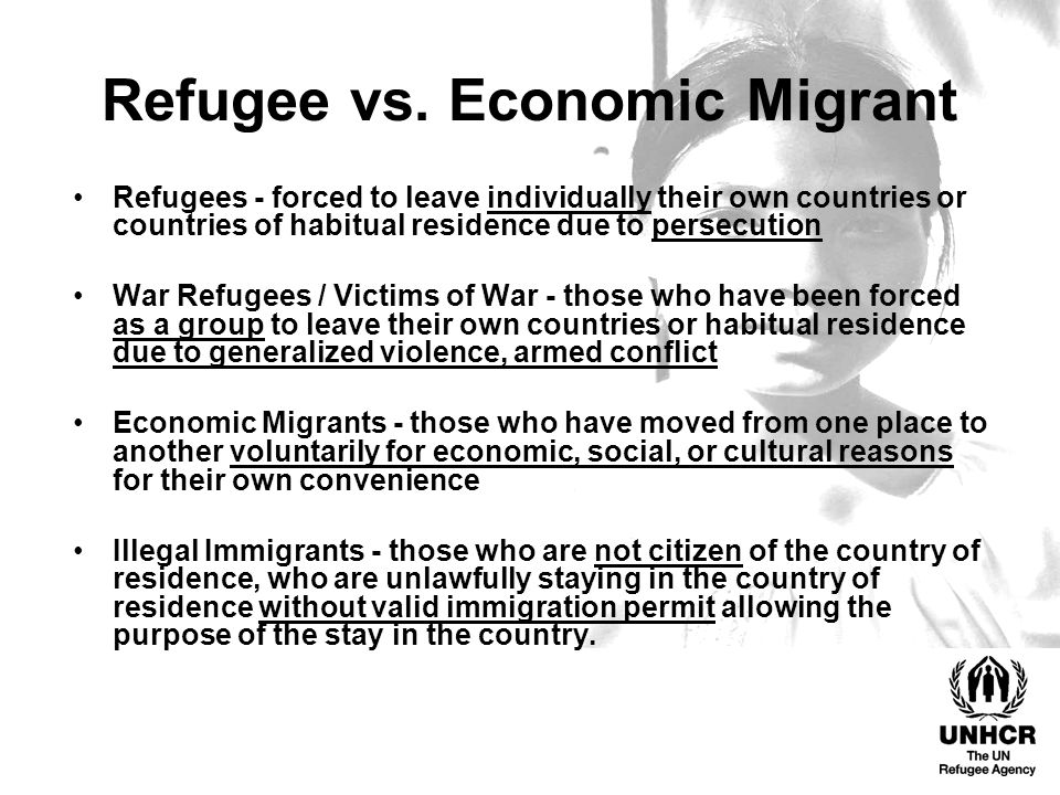 Difference Between Immigrants and Refugees
