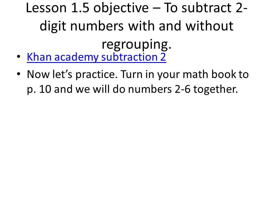 Level 2 addition | Two digit addition and subtraction w regrouping ...