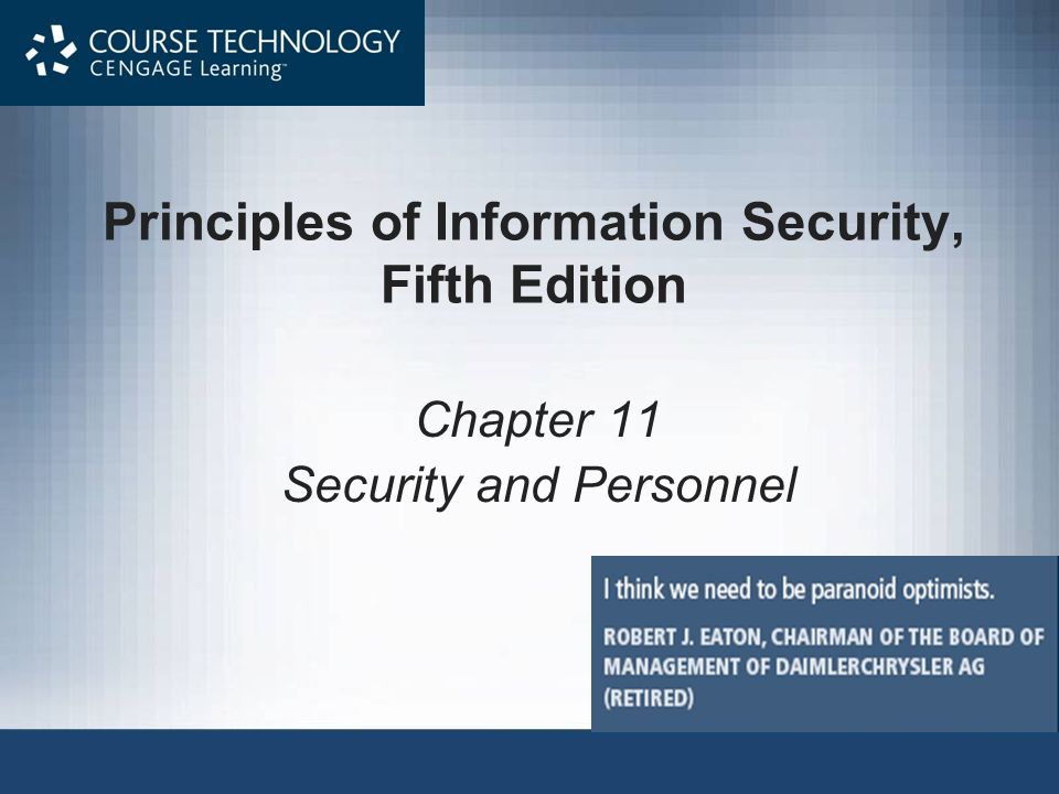 principles of information security 4th ed Get instant access to our step-by-step principles of information security solutions manual our solution manuals are written by chegg experts so you can be assured of.