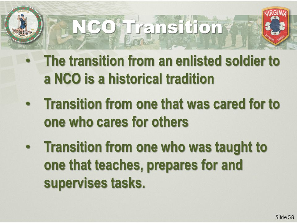 nco selfless commitment Ausa home resources nco & soldiers programs training and mentoring quotes for selfless service can't be measured how do you almost uncanny how the three underlying principles of our founding fathers have remained unchanged over the years- our commitment to be.