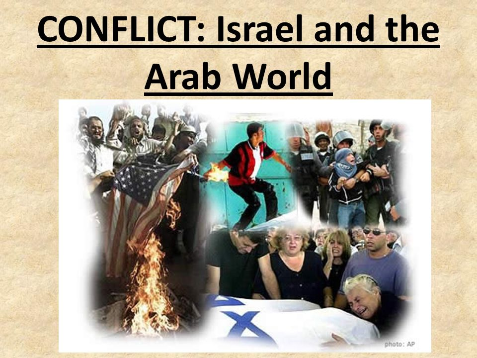 an overview of the arab israeli conflict and the principle of political zionism It is an underlying principle of  but the alliance of political zionism with religious   .
