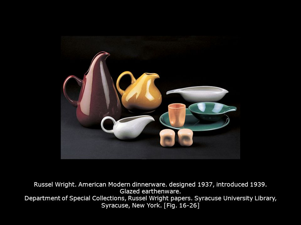 28 Russel Wright. American Modern dinnerware  sc 1 st  SlidePlayer & Joseph Paxton Lithograph by Charles Burton - ppt video online download