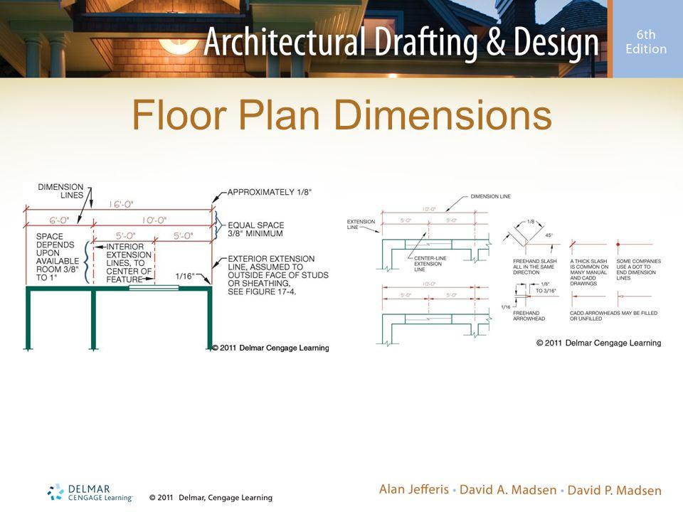 4 floor plan dimensions