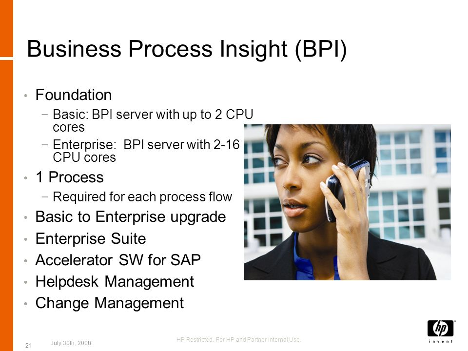 Business Process Insight (BPI)