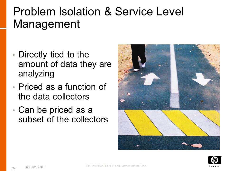 Problem Isolation & Service Level Management