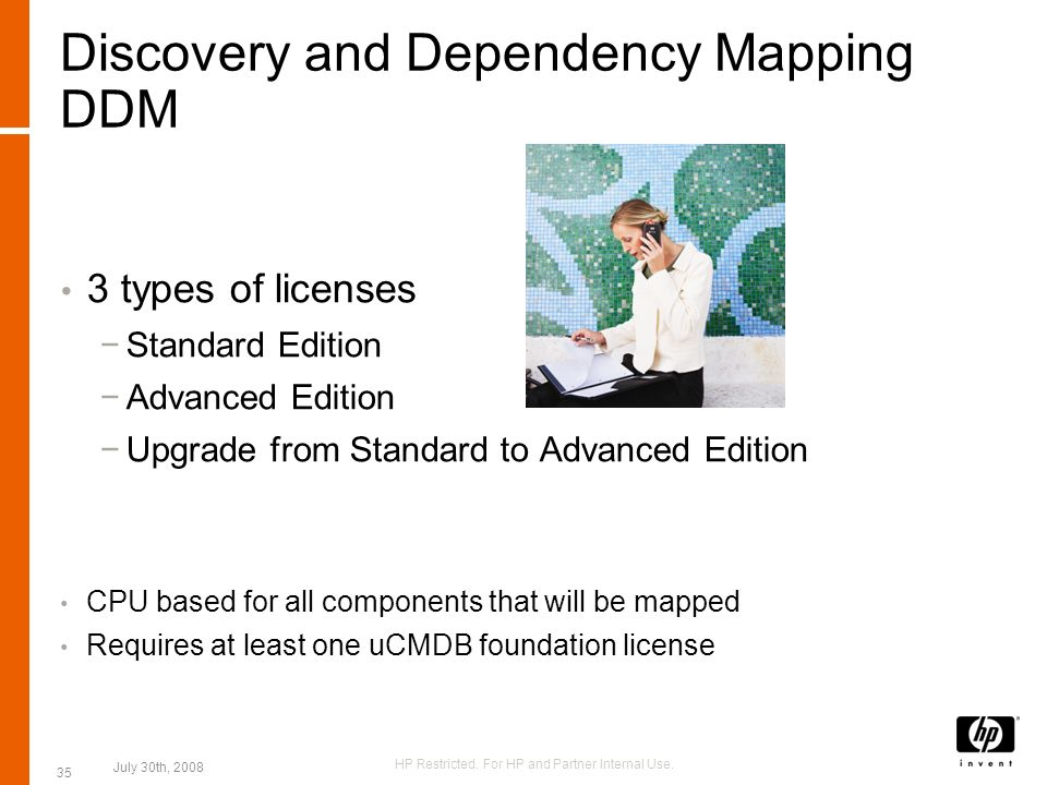 Discovery and Dependency Mapping DDM