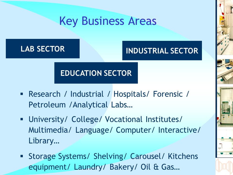 Title research the industrial sectors local