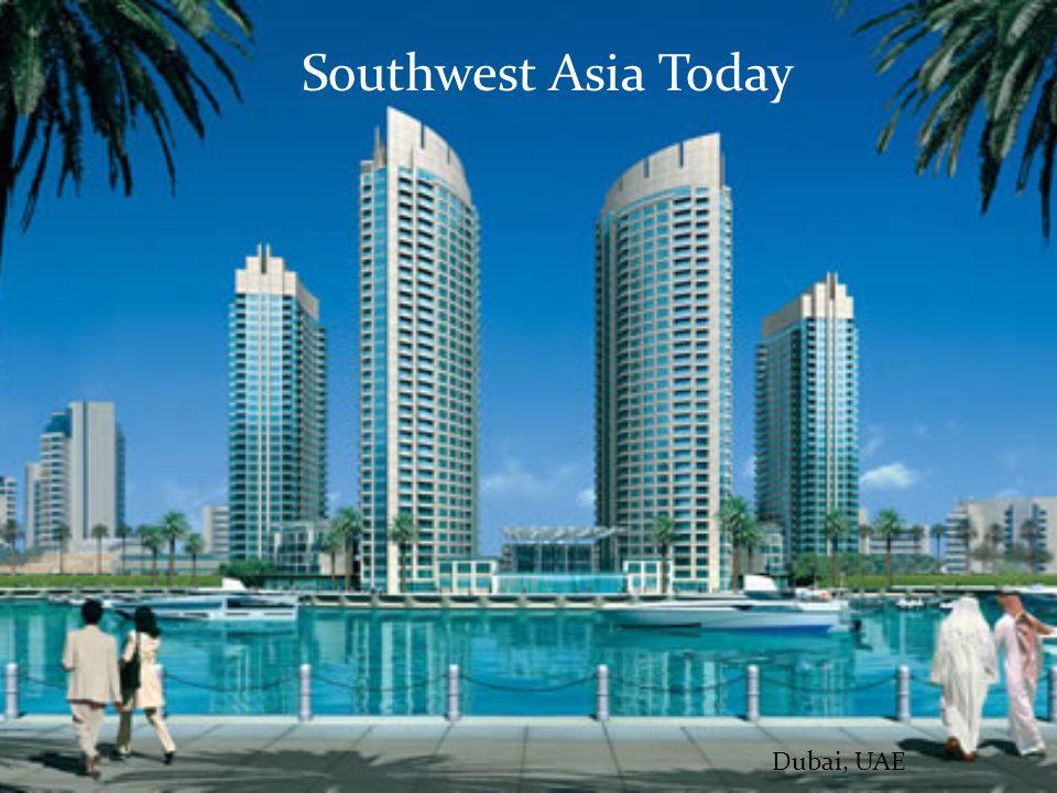 Southwest Asia Today Dubai, UAE