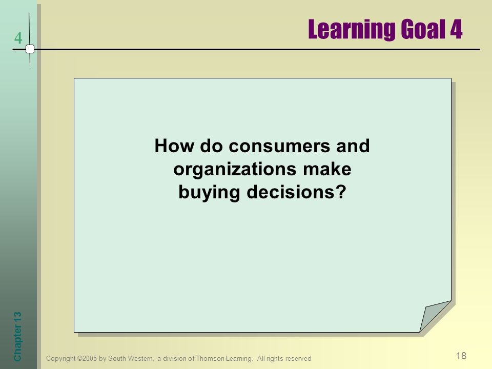 How do consumers and organizations make buying decisions