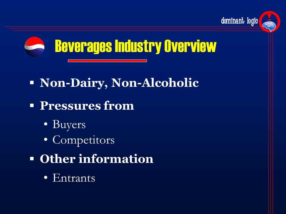 Marketing Plan for Non-Alcoholic Beverage Industry Essay