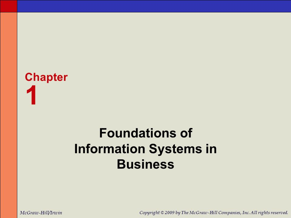 foundation of information systems Publishers of foundations and trends, making research accessible.