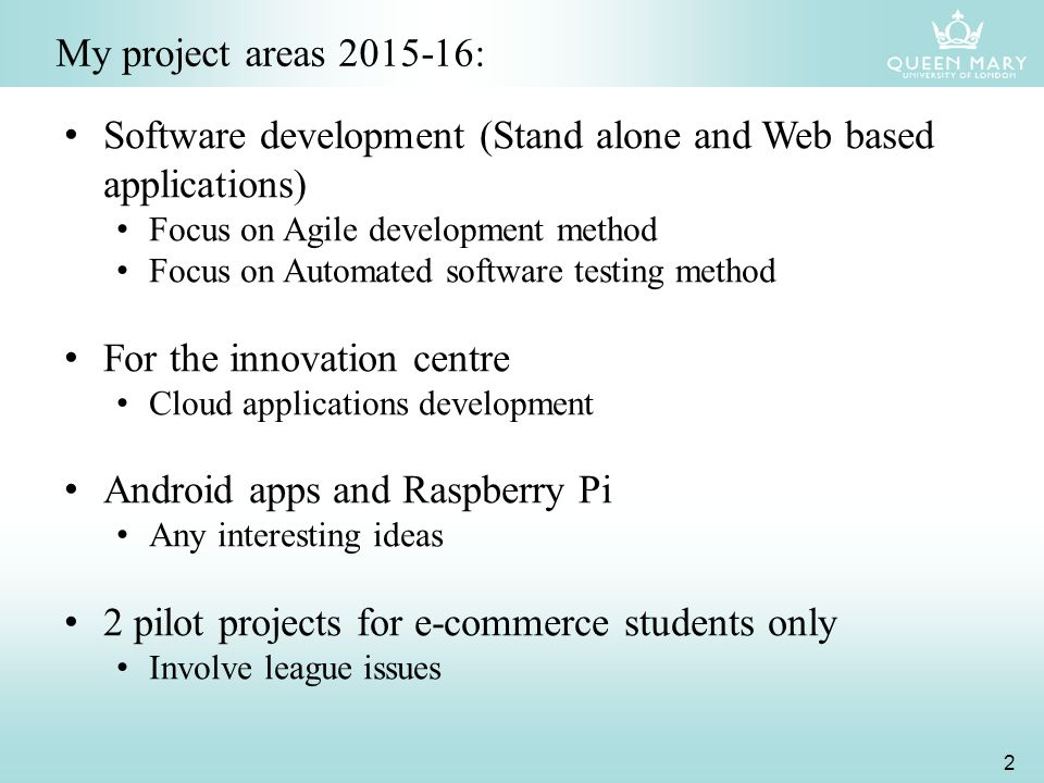 computer software phone apps research interest ppt video online  2 software development