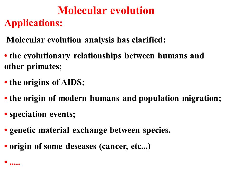 effects of migration and other evolutionary Social impacts of the theory of evolution other businessman the darwinian revolution was part cause and part effect conclusion evolution.