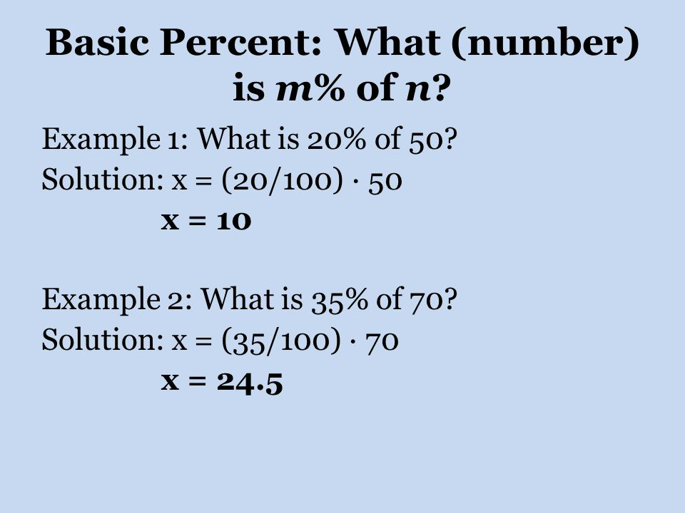 how to find 33 1 3 percent of a number