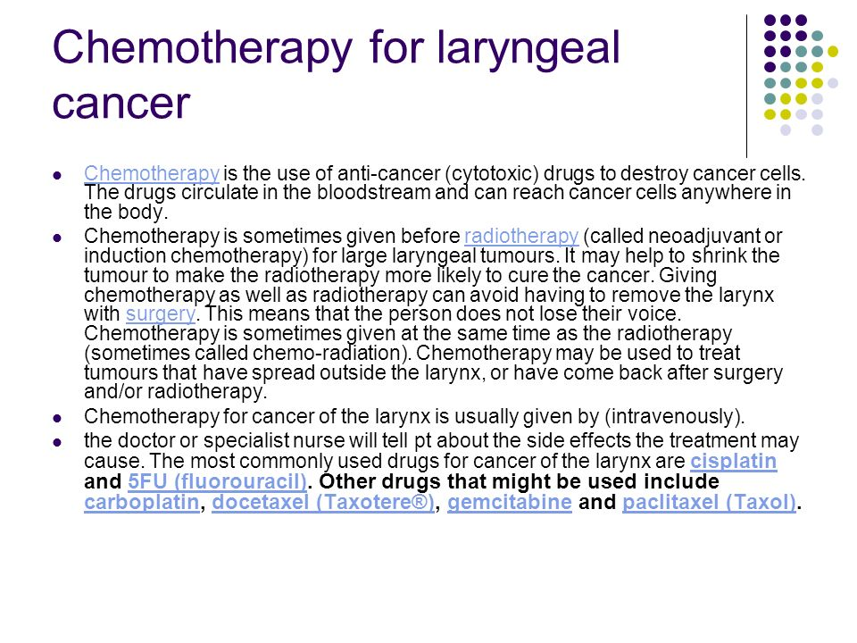 A Compilation On Galarbud Laryngeal Cancer Ppt Download