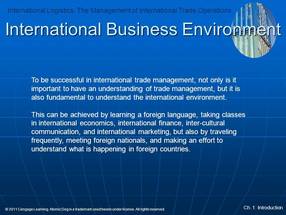 international business environment in poor countries Major cases of pro-poor business environment  making business membership organisations work for the  making business membership organisations work for.