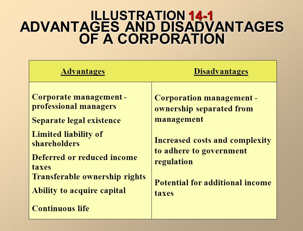 advantages and disadvantages of government regulated business Before deciding, you might want to consider the following advantages and disadvantages of business ownership (small business development center, 2006) advantages of small business ownership being a business owner can be extremely rewarding.