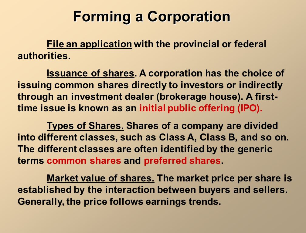 federal share price