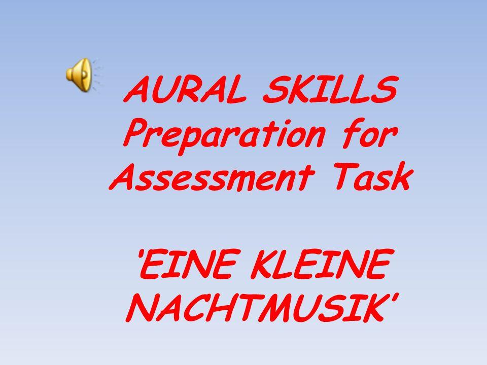 EINE KLEINE NACHTMUSIK' - ppt download
