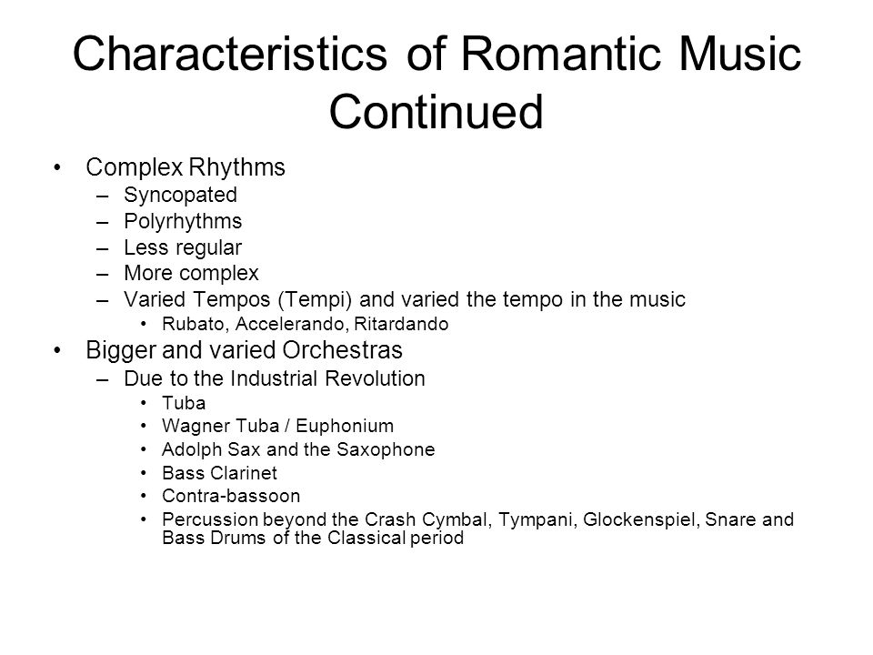 characteristics of the romantic period in Romanticism is a popular artistic and sublime literary movement that took place in europe around the late 18th century spanning up to the 1850s the poetry of this romantic era is known as.