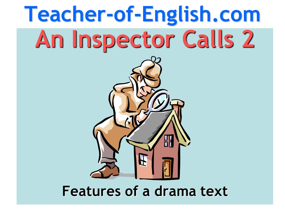 gcse inspector calls Download now » rewritten and redesigned in full-colour, a4 format, this new york notes for gcse edition of an inspector calls will help your students achieve the best possible grade.