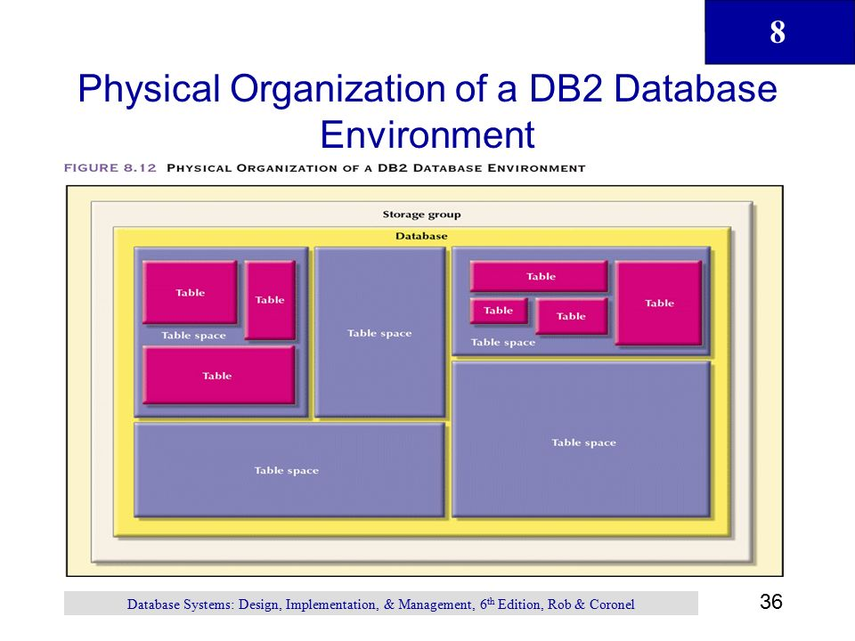 Database Systems Implementation: 2018-2019
