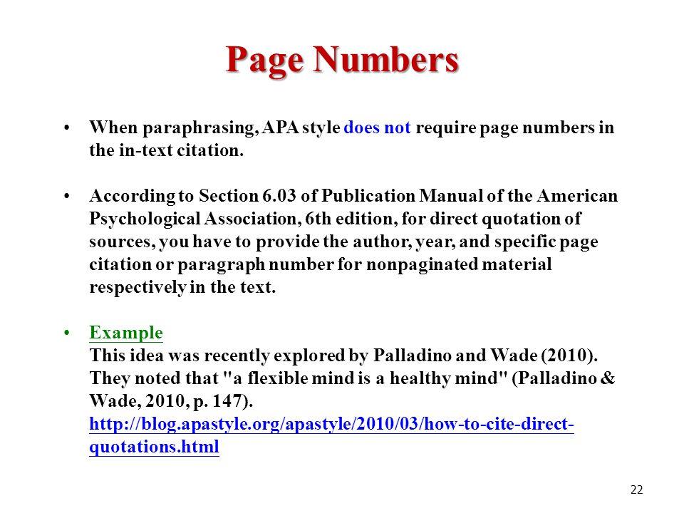 apa format citation online