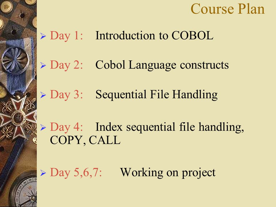 Programming in cobol 85 for ibm mainframe system ppt video for Table 6 4 cobol conversion project schedule