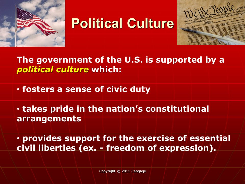 political culture and civic culture The civic culture study, which recently had its fiftieth anniversary, is a good place  to begin reflecting on my research.