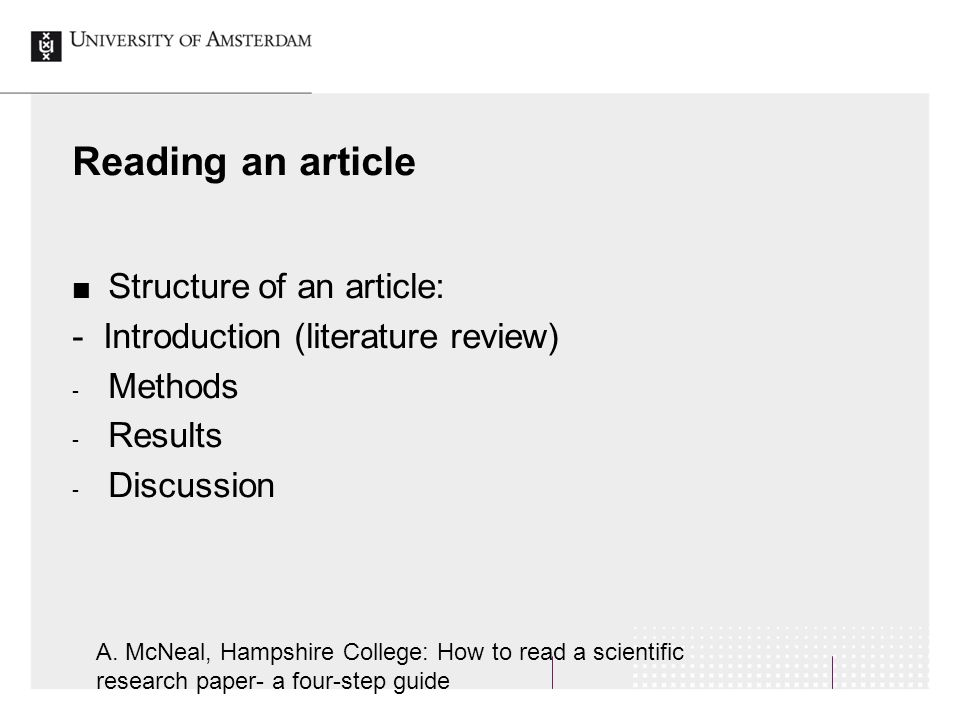 Review Title Introduction Sometimes the literature