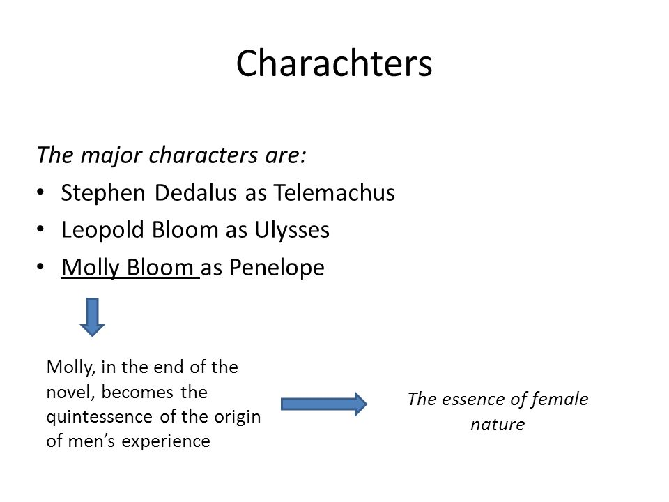 ulysses james joyce analysis ppt video online  3 the