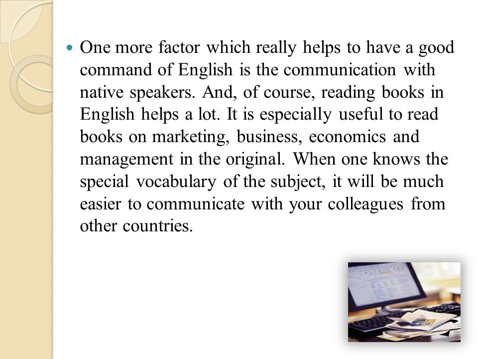 good command for english Verbal command in english performs spectrum analysis and feature extractions of the user's verbal command for determining if a match exists between the user's.