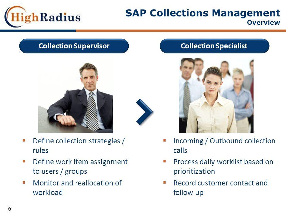 Advanced Sap Collections Management - Best Practices - Ppt Download