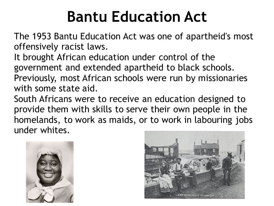 apartheid laws essay Starting in 1948, the nationalist government in south africa enacted laws to define and enforce segregation what makes south africa 's apartheid era different to.